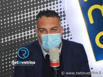 ►A TU PER TU - Creazione Centro Vaccinale a Fara in Sabina. Ospite Simone Fratini - Rietinvetrina