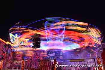 All the fun of the fair will do us good, says Bishop of Hereford