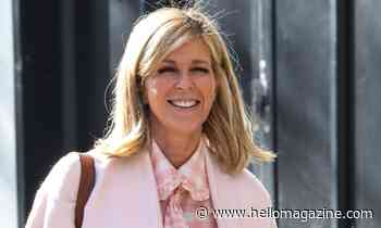 Kate Garraway shows off her 'happy place' at home as she talks about husband Derek's recovery
