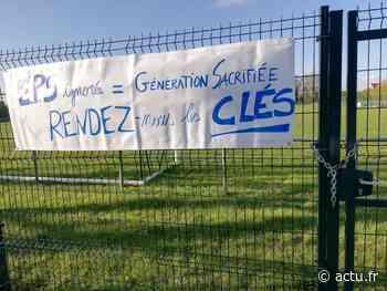 Seine-et-Marne : le collège de Crégy-lès-Meaux privé de terrain de sport - actu.fr