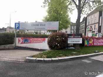 A Meaux, la mairie renforce la sécurité dans le parking de centre-ville - actu.fr