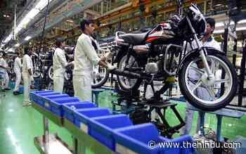 Coronavirus | Hero MotoCorp extends plant closure by a week - The Hindu