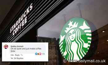 Starbucks 'is considering quitting Facebook because moderators are overwhelmed by hate speech'
