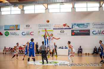 La Virtus Basket Molfetta batte Gmc Adria Bari - Quindici - Molfetta