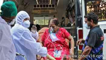 Coronavirus News Live Updates: India records 4,03,738 new cases - CNBCTV18