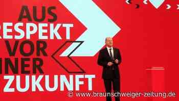 SPD-Parteitag: Kanzlerkandidat Scholz wirbt mit seiner Erfahrung