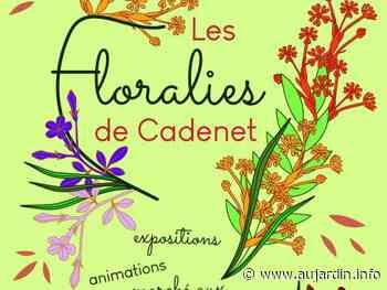 Les Floralies de Cadenet à CADENET - 09/05/2021 - Au Jardin