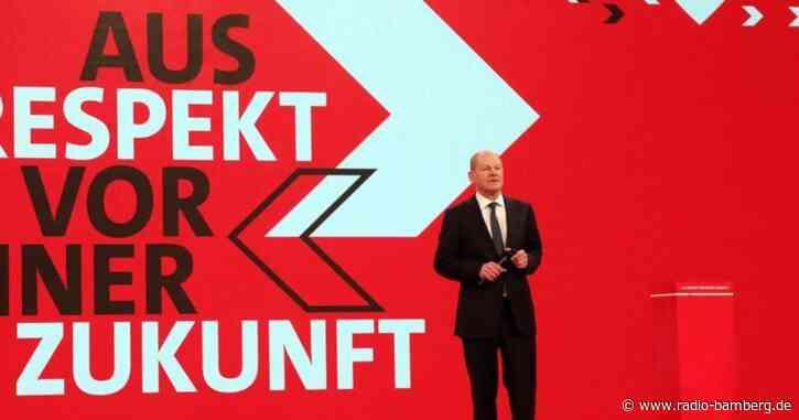 Kanzlerkandidat Scholz wirbt mit seiner Erfahrung