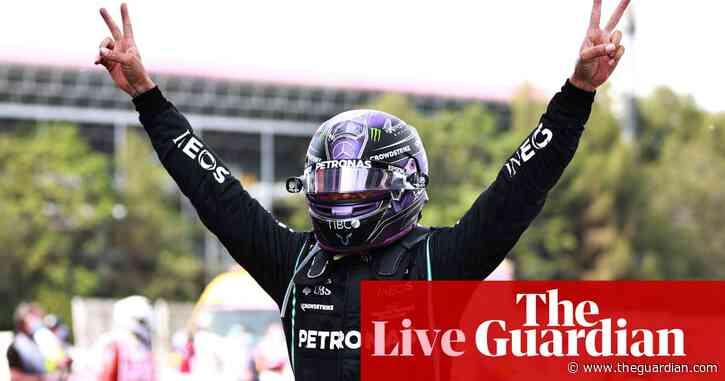 Lewis Hamilton wins Spanish Grand Prix: F1 – live!