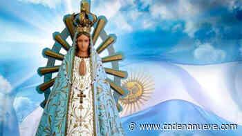 Se celebra el Día de la Virgen de Lujan - Cadena Nueve