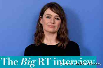 """Emily Mortimer on the importance of The Pursuit of Love today: """"You have to live as if there's no tomorrow"""" - RadioTimes"""