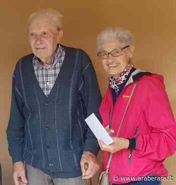"""SOVERE – LA STORIA - Caterina e Paolo, 90 e 98 anni: """"Abbiamo preso il Covid. Appena esco porto la moto dal meccanico e torno a girare"""" - Araberara"""