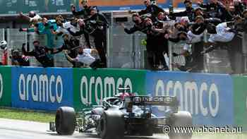 'Good gamble' by Mercedes pays off as Lewis Hamilton wins Spanish Grand Prix