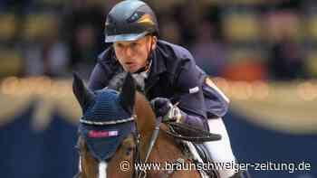 Pferdesport: Olympiasieger Jung gewinnt Marbacher Vielseitigkeit