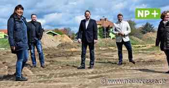 Wedemark: Bezahlbarer Wohnraum entsteht in der Gemeinde - Neue Presse