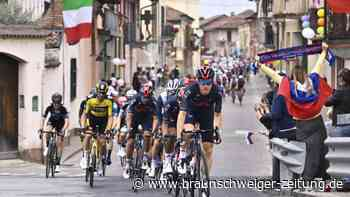 Giro d'Italia: Merlier gewinnt zweite Etappe - Ganna bleibt in Rosa