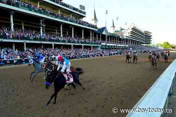 Baffert says Derby winner Medina Spirit tested positive