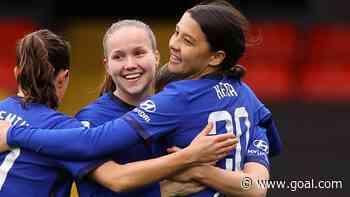 Chelsea retain Women's Super League title as Bristol City relegated