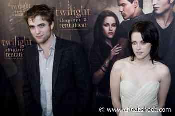 'Twilight': Kristen Stewart Wanted This Scene 'Shocking and Grotesque' - Showbiz Cheat Sheet