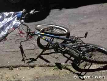 Ciclista de 14 anos morre atropelado no bairro Cachoeira, em Conselheiro Lafaiete - Mais Minas