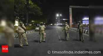 Coronavirus in India live updates: Haryana extends lockdown till May 17 - Times of India