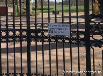 Lyon : le parc de la Tête d'Or fermé en raison de vents violents - LyonCapitale.fr