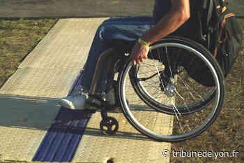 Un plancher mobile pour fauteuils roulants mis au point à Lyon - Tribune de Lyon