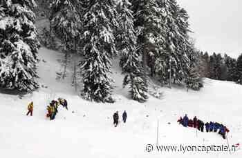 Près de Lyon : le manteau neigeux toujours très instable ce dimanche - LyonCapitale.fr