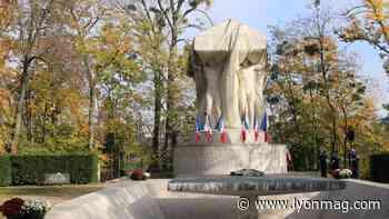Lyon : une cérémonie commémorative du 8 mai en petit comité Lyon - Lyon Mag
