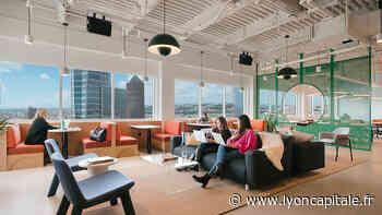 L'immobilier de bureau à Lyon face au défi du télétravail - LyonCapitale.fr