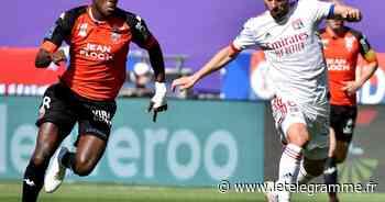 FC Lorient. Lyon inflige une lourde défaite à Lorient qui voit Nantes se rapprocher au classement - Le Télégramme