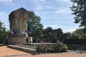Lyon : une commémoration du 8 Mai 1945 en petit comité - France 3 Régions