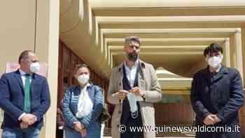 Per l'ospedale Villamarina 100 giorni di presidio - Qui News Valdicornia