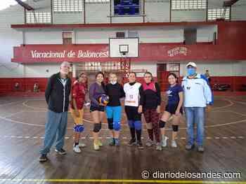 Realizado con éxito amistoso de voleibol en Boconó - Diario de Los Andes