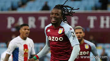 Bertrand Traore's goal not enough as Aston Villa lose to Manchester United