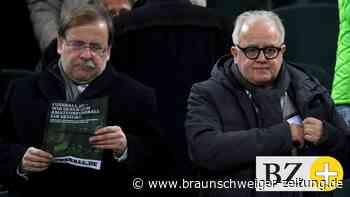 DFB: Streit in der DFB-Spitze: VW fordert Ende der Machtkämpfe