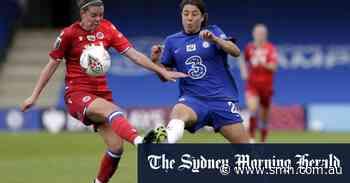Kerr wins Golden Boot as Chelsea seal Women's Super League title