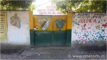 Sujetos roban 23 computadores de un colegio en Luruaco - EL HERALDO