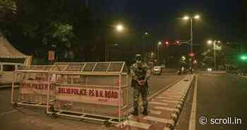 Top 10 Covid updates: Delhi, UP and Jammu and Kashmir extend lockdown curbs till May 17 - Scroll.in