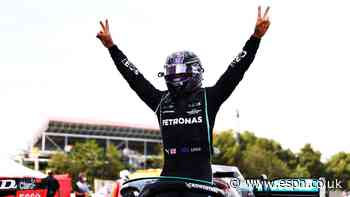 Hamilton says win shows trust he has in Mercedes