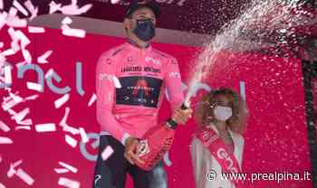 Giro, Ganna in rosa anche a Novara - La Prealpina