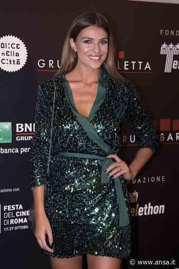 Fiocco rosa per Cristina Chiabotto, è nata Luce - Tv - ANSA Nuova Europa
