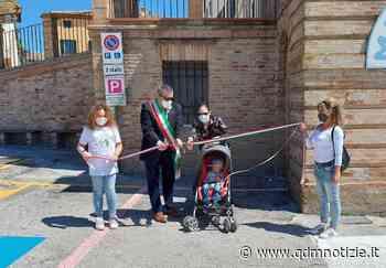 MORRO D'ALBA / Festa della mamma con inaugurazione dei Parcheggi Rosa - QDM Notizie