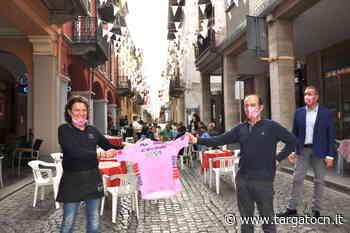 Canale vestita di rosa per la sua prima volta nella storia del Giro [FOTO] - TargatoCn.it