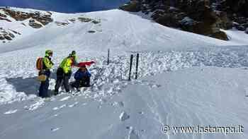 Valanga sul Monte Rosa, illesi due scialpinisti svizzeri - La Stampa