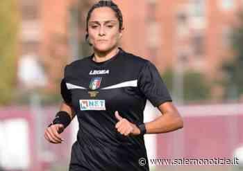Serie B, 1° fischietto rosa: Reggina Frosinone sarà diretta dalla cilentana Maria Marotta - Salernonotizie.it