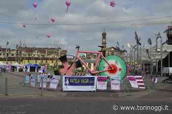Nichelino si colora di rosa per l'arrivo del Giro (FOTO) - TorinOggi.it