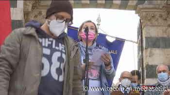 Prato, la manifestazione per Luana - Video Tgcom24 - TGCOM