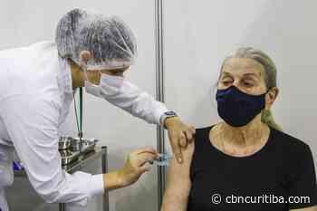 363 mil curitibanos foram vacinados com a primeira dose - CBN Curitiba 90.1 FM