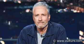 Jon Stewart's Apple TV+ Show Finally Has a Name - Vulture